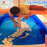 ズムサタ SNSで話題のアート特集 あるあるカオス劇場 マイクロアート 1円玉 針金