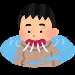 あさチャン 子供が身長より深いプールに入る理由&救命方法
